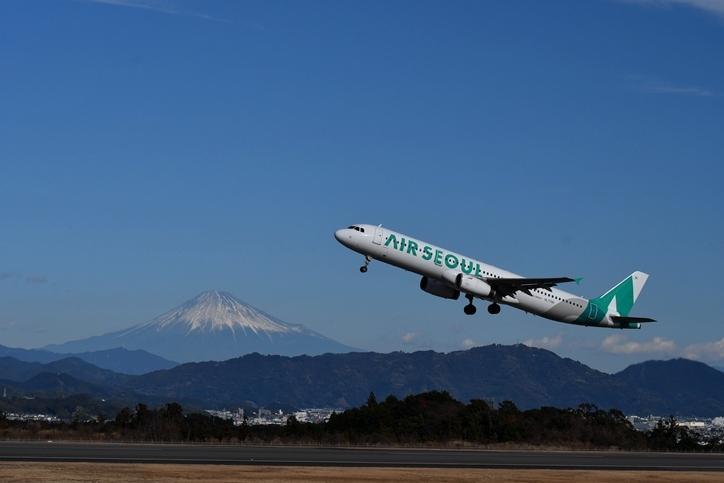 静岡空港6