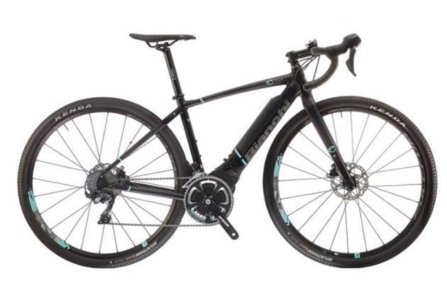 Bianchiチェレステe-bike2