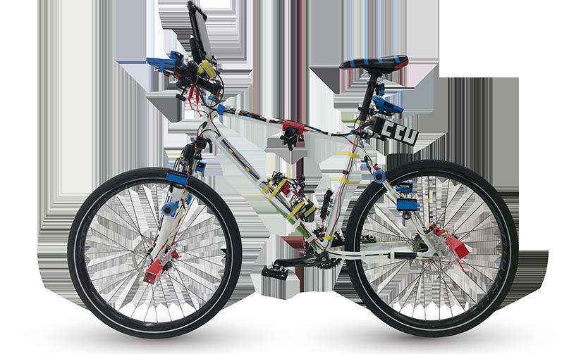 安全自転車