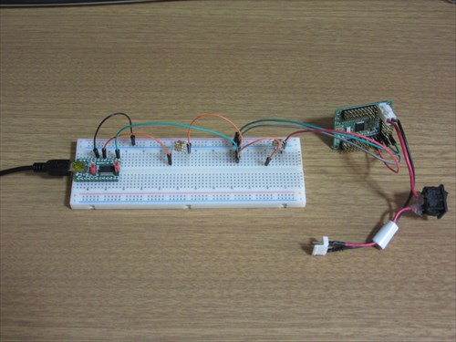 ICS通信実験回路