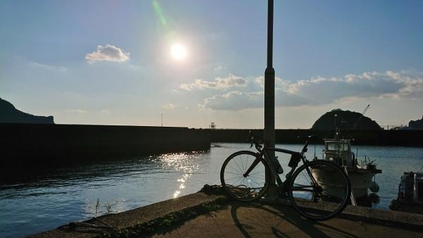 2018年11月 自転車