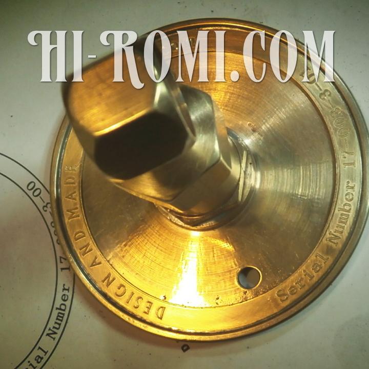Hi-Romi.com(ハイロミ)オリジナル照明のタグのデザイン・・やり直し!