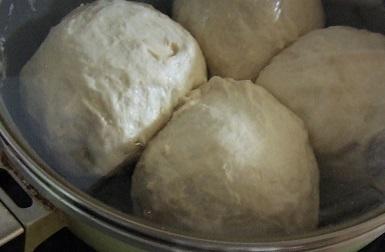 パン 1次発酵