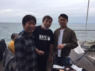 昭和町独身3人衆