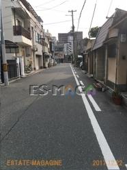 西田辺道路