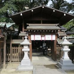 佐賀神社(松根社)