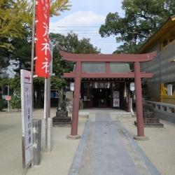 佐嘉神社(荒神社)