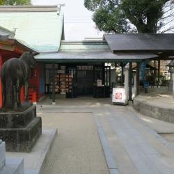 佐嘉神社(河童社)
