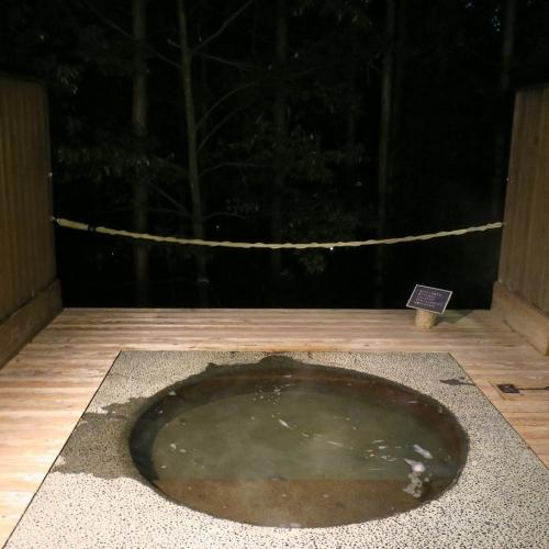 風の森露天風呂