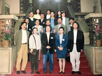 25年前の総理官邸
