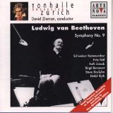 ベートーヴェン 第9_ジンマン指揮 チューリヒ・トーンハレ管弦楽団、スイス室内合唱団(Arte Nova)1998年