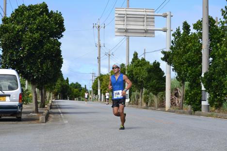 第9回エコアイランド宮古島マラソン けんけん堂