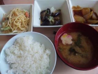 神戸学院学食 170928