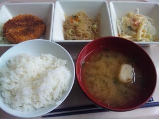 神戸学院学食 171005