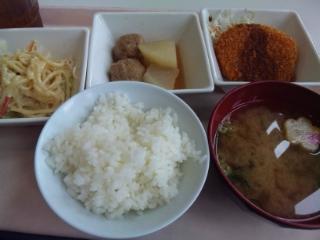 神戸学院学食 171012