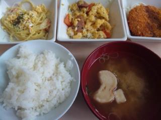 神戸学院学食 171130