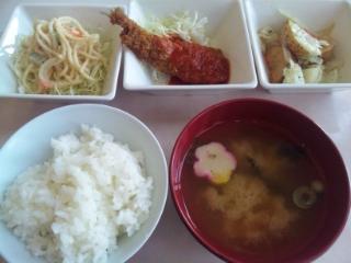 神戸学院学食 171207