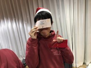 クリスマスコンサート抽選会