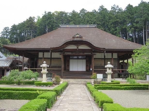 正明寺本堂