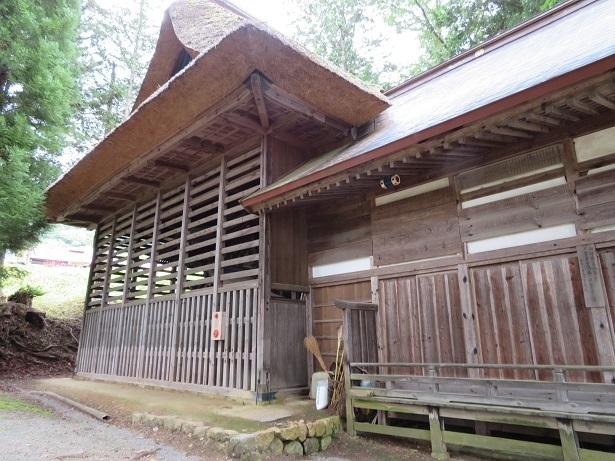 熱田神社 本殿覆屋