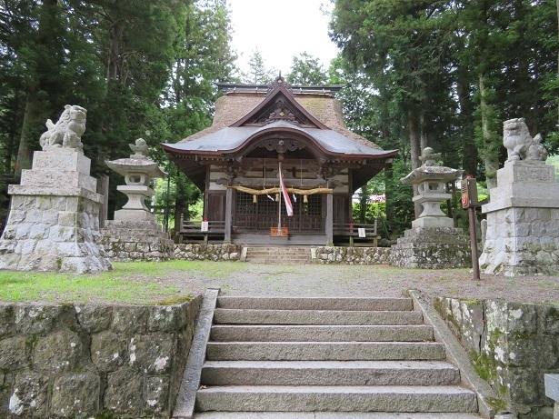 熱田神社社殿