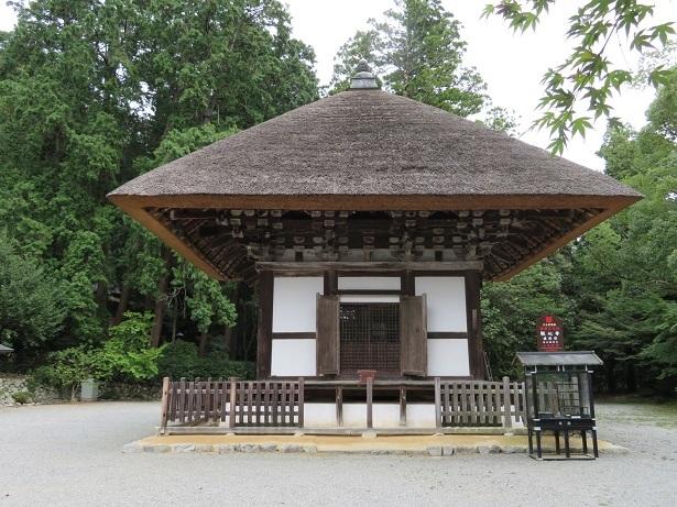 観心寺 建掛塔