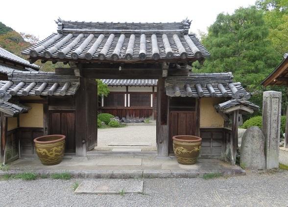 観心寺 中院