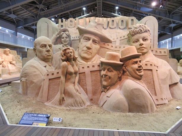 砂の美術館 1