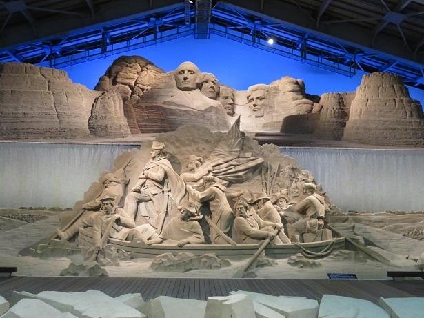砂の美術館 2