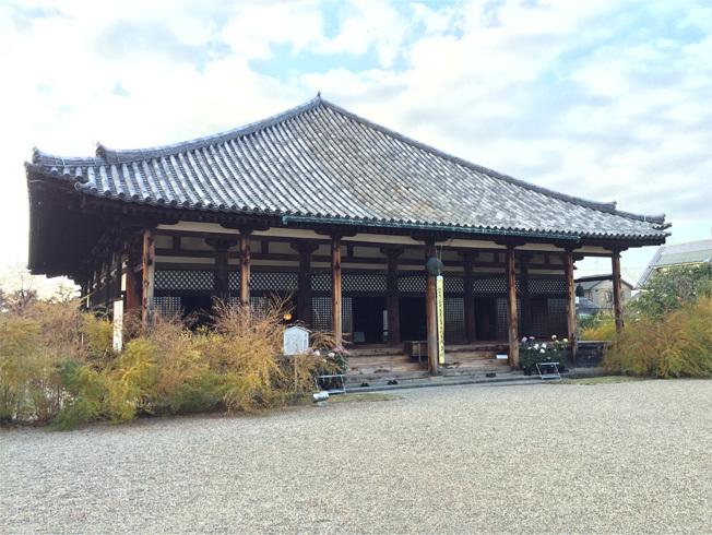 元興寺2017 11 29 1