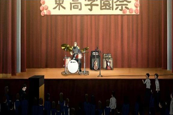 坂道 図1 第7話 文化祭のステージ 80 80