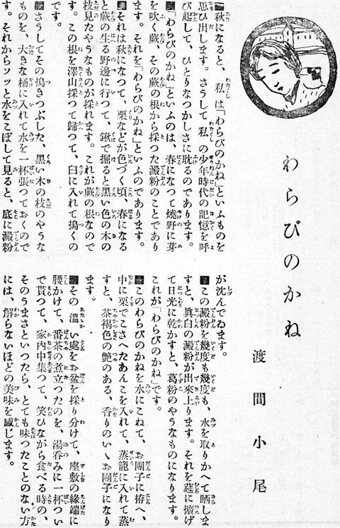 わらびのかね1915oct