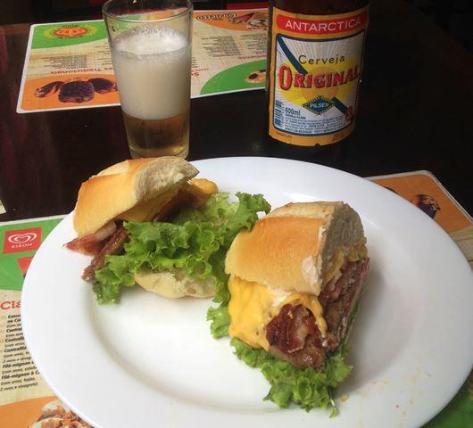 ブラジルサンドイッチ