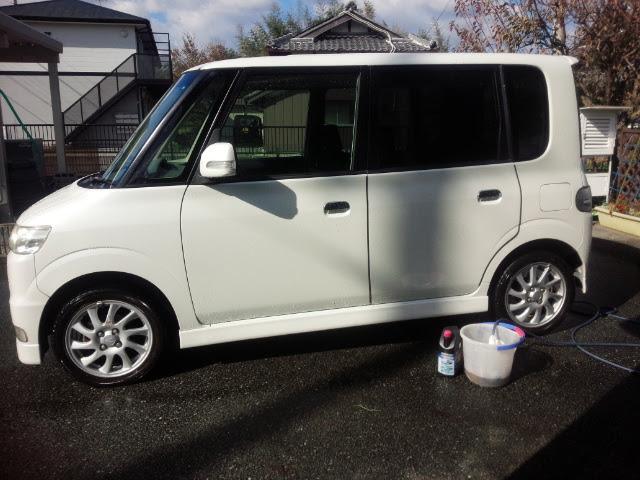 洗車002