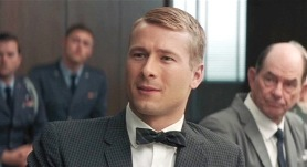007 Glen Powell as John Glenn