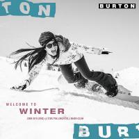 BURTON Welcome to Winter 2018