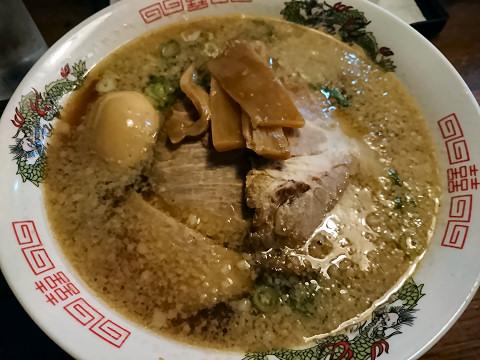 醤油ラーメン@尾道文化ラーメン