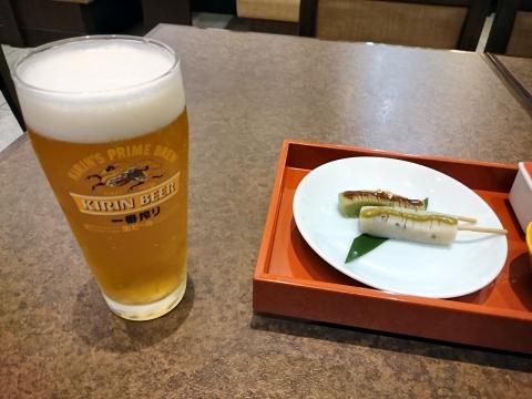 生ビール@ぶんぶく