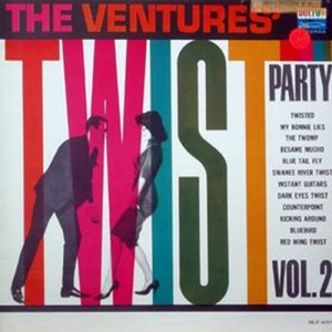 【1962】Twist Party Vol 2(Dance With)