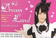 Cafe Dream Land(カフェ ドリーム ランド)