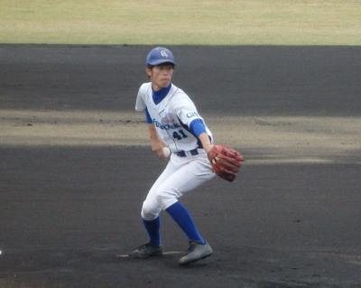 PB094890岐阜聖徳先発横山投手