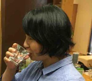 珈琲推薦の水
