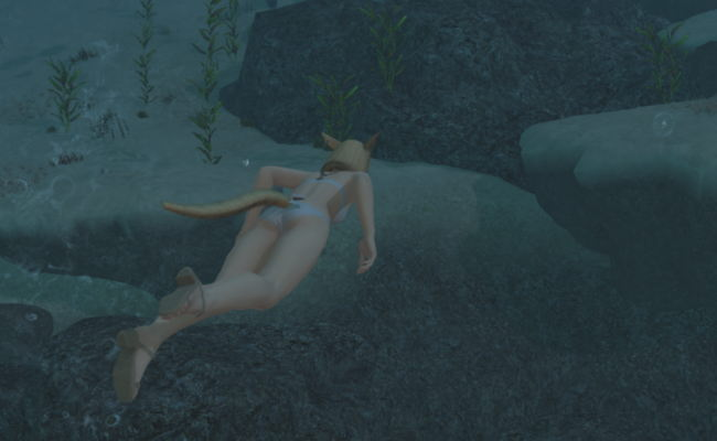泳げる世界7