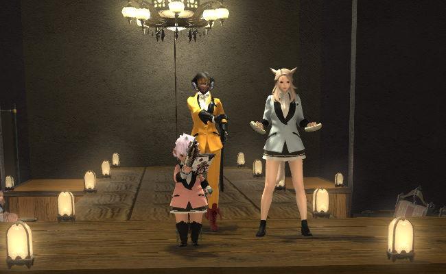 FCHSファッションショー11