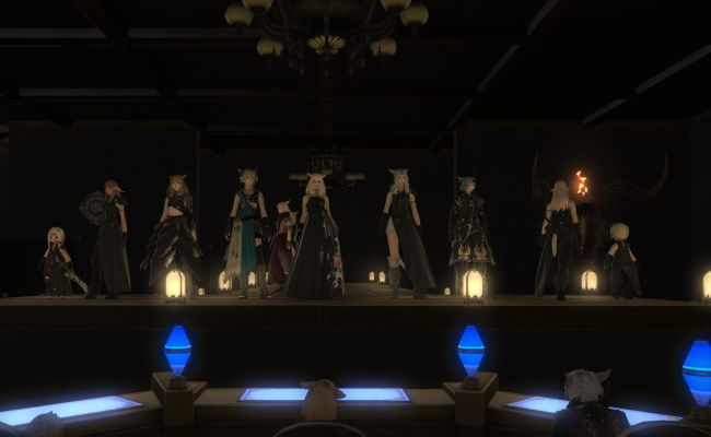 FCHSファッションショー16