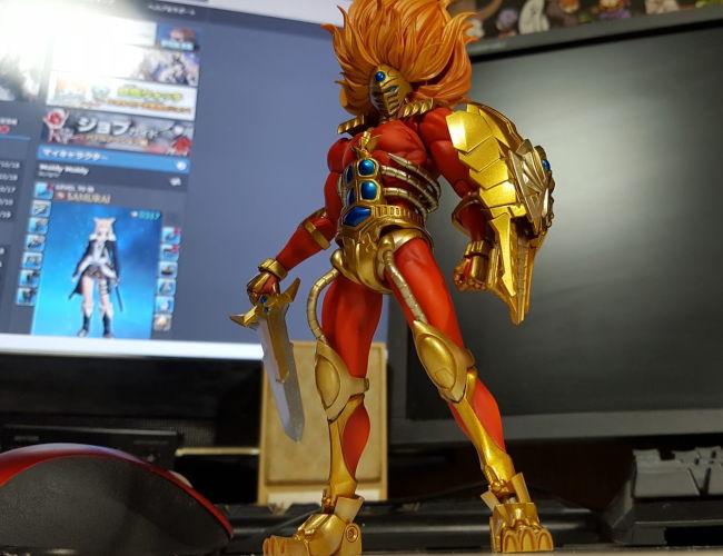 怒りの獣神6