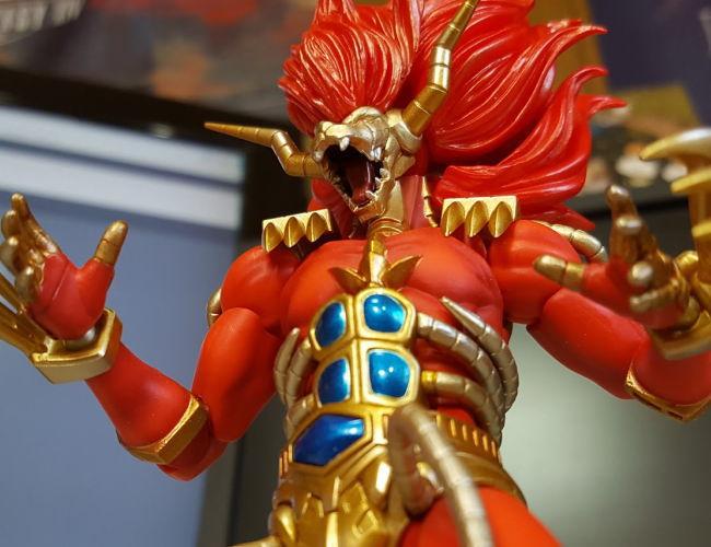 怒りの獣神10