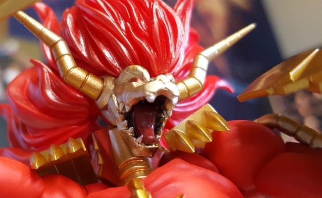 怒りの獣神100