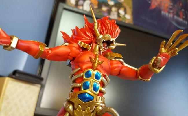 怒りの獣神101