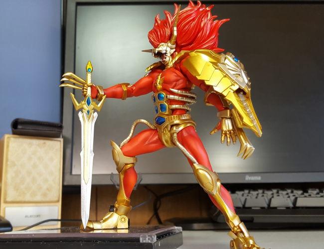 怒りの獣神11